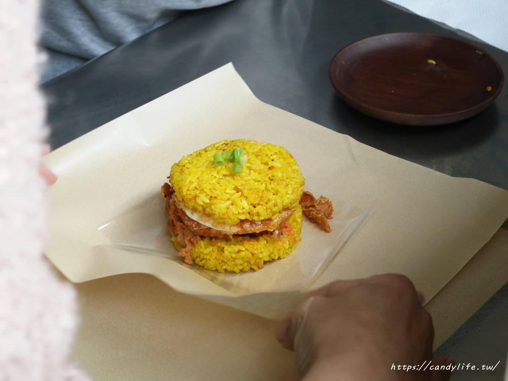 20180226074655 64 - 貍貓超人 黃金飯糰│台中好吃飯糰推薦,採用金黃色的薑黃飯,配料獨特,顛覆傳統飯糰的口味~