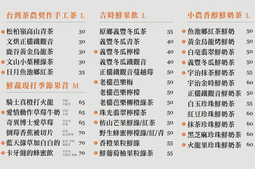 20180322091012 21 - 良辰吉時 茶飲專門店│新品宇治抹茶玉露鮮奶火紅上市!!抹茶控必看!!