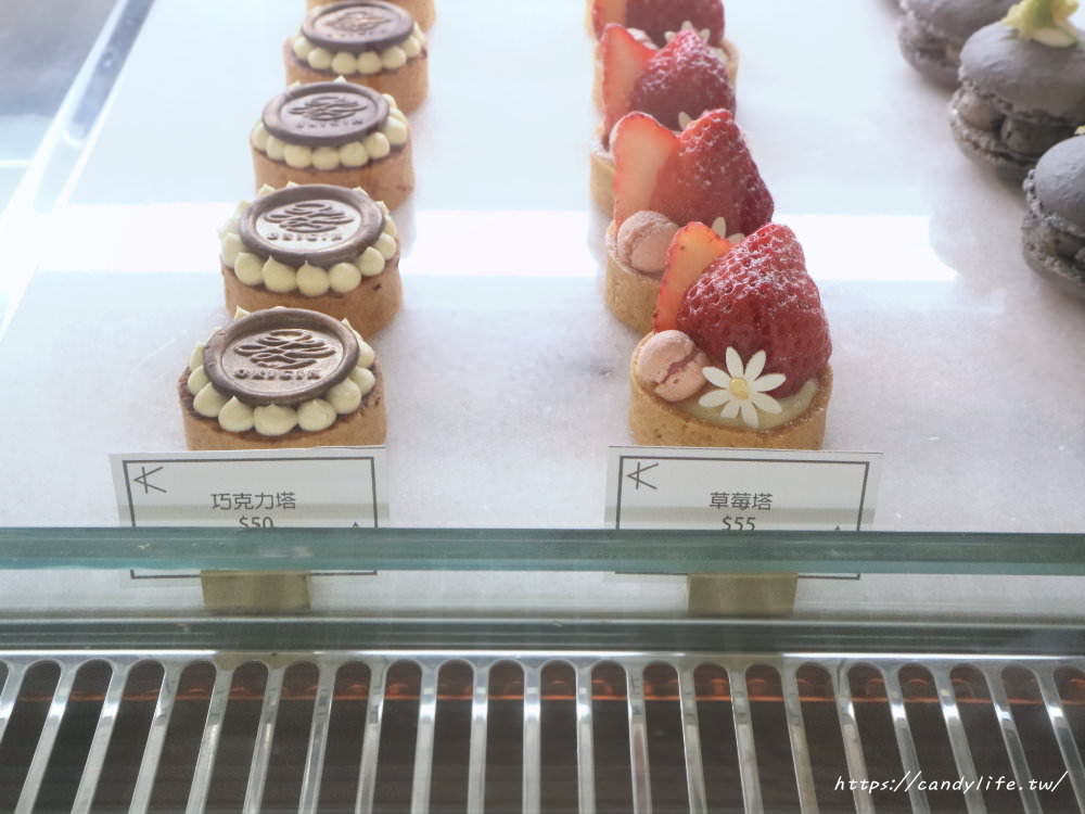 20180402222614 100 - 隱身在弄裡的可愛法式甜點,mini小塔超可愛,一開店就被搶光,想吃請手刀衝刺~