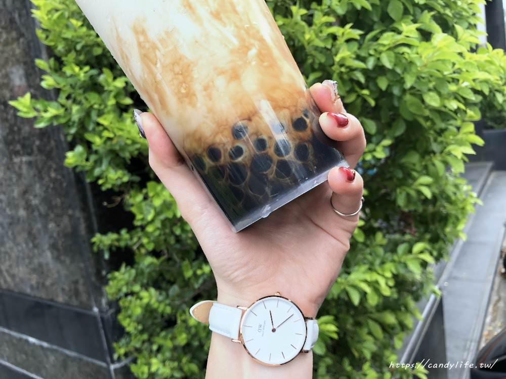 20180408224135 33 - 942台灣好茶-公益店│來自霧峰的超人氣黑糖珍珠鮮奶,就在勤美綠園道旁~