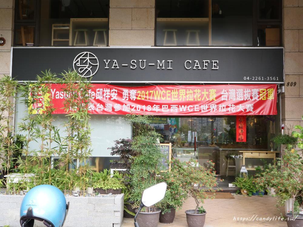 20180524224315 58 - 抹茶控必訪Yasumi cafe!還有超好吃的麻糬鬆餅唷~