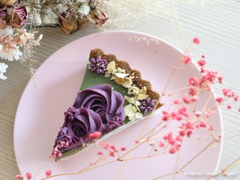 20180814074734 94 - 花甜囍室近科博館結合乾燥花的手作甜點店,主打塔類及乳酪蛋糕
