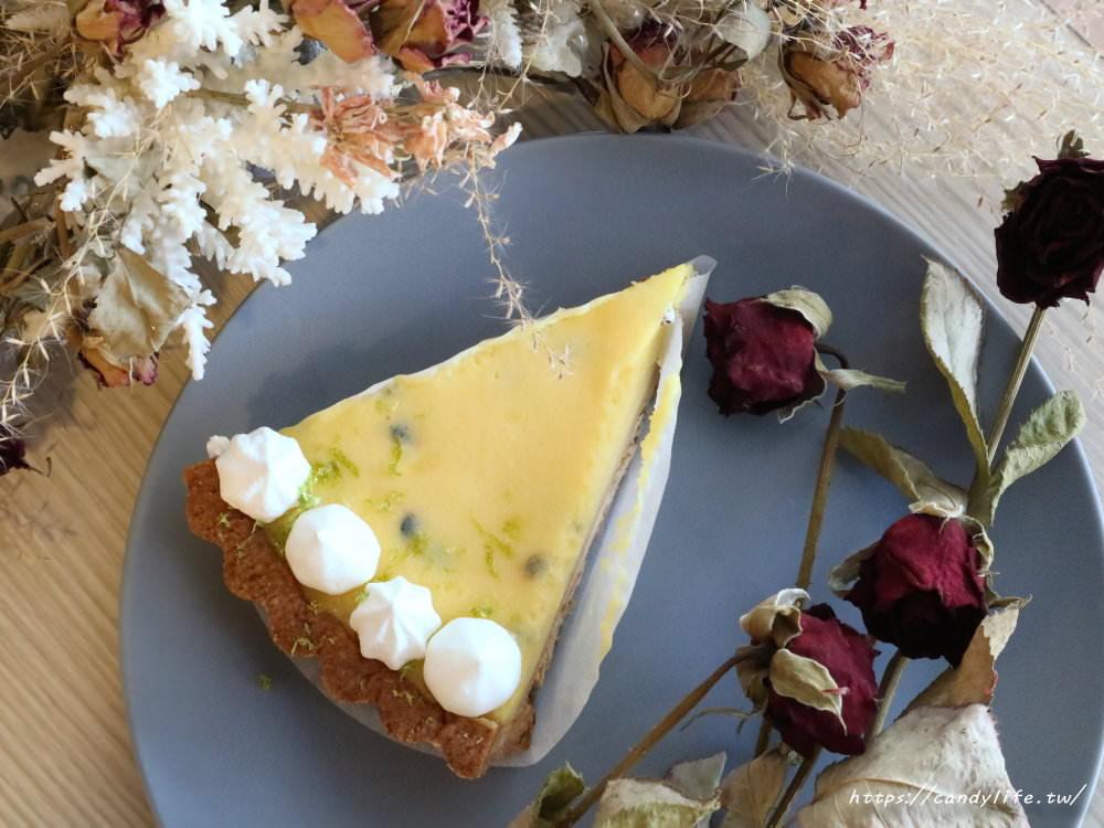 20180814074740 2 - 花甜囍室近科博館結合乾燥花的手作甜點店,主打塔類及乳酪蛋糕