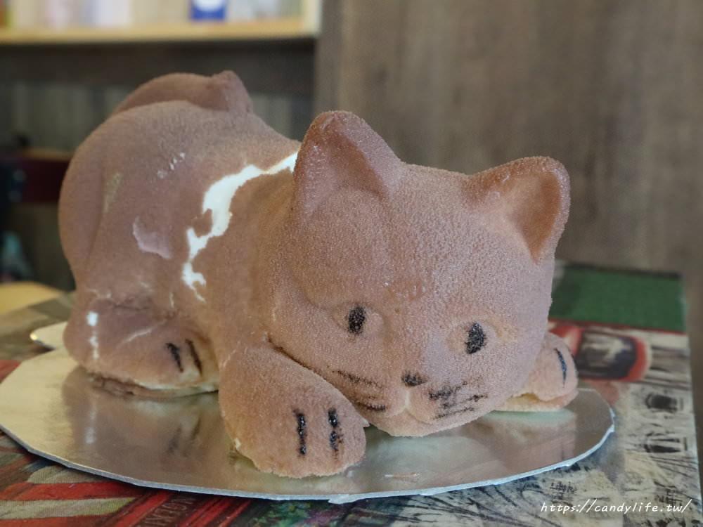 20180821181301 14 - 繼狗狗蛋糕後,又有超萌貓咪蛋糕新亮相,就在Traveler 旅行輕食