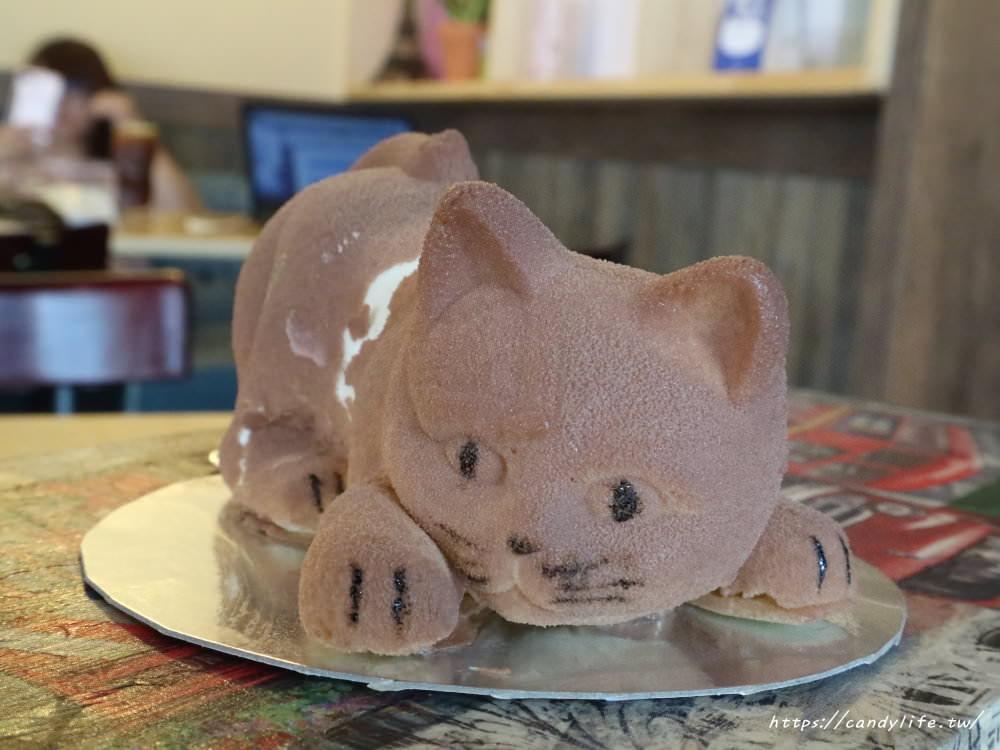 20180821181303 74 - 繼狗狗蛋糕後,又有超萌貓咪蛋糕新亮相,就在Traveler 旅行輕食