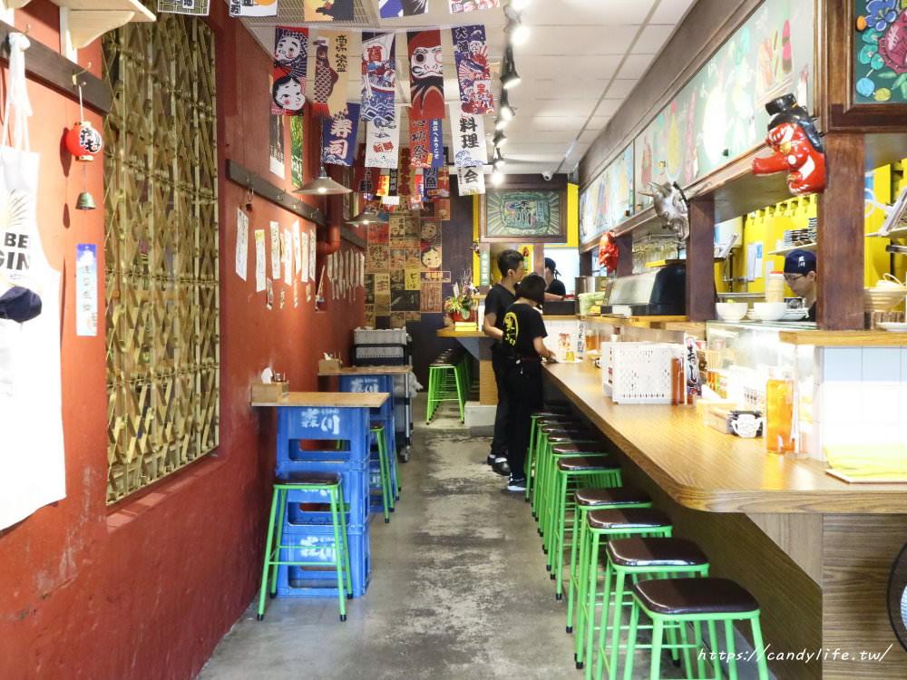 20180831073743 88 - 台中森川梅亭橫町│比臉大的巨無霸野鰻握壽司,一個人根本吃不完