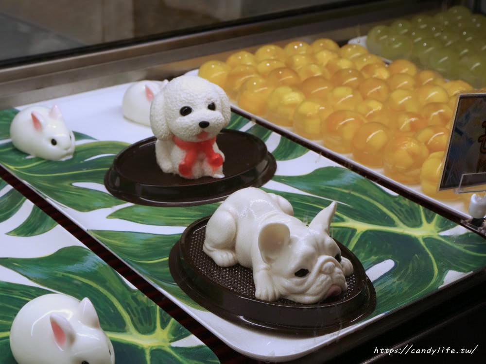 20180902142030 97 - 一中商圈創意甜點新亮相!可愛兔子寒天鮮奶酪,每人限購三隻,還有繽紛寒天水果凍唷~