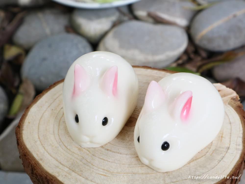 20180902142038 82 - 一中商圈創意甜點新亮相!可愛兔子寒天鮮奶酪,每人限購三隻,還有繽紛寒天水果凍唷~