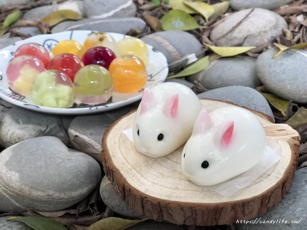 20180902142246 12 - 一中商圈創意甜點新亮相!可愛兔子寒天鮮奶酪,每人限購三隻,還有繽紛寒天水果凍唷~