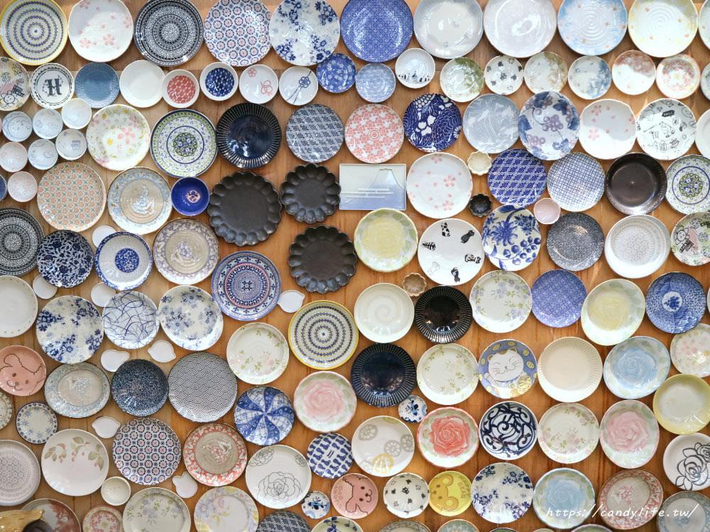 台中餐具批發│讓人買到失心瘋的僑俐瓷器來台中啦!價格超優惠,還有超美陶瓷牆,豐原IG打卡景點~