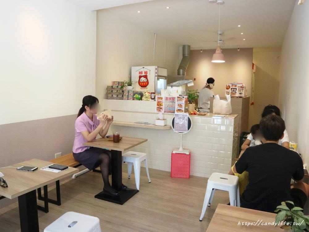 20180906220032 4 - 楽米屋 日式手作朝食,超人氣沖繩飯糰在台中也吃的到囉~