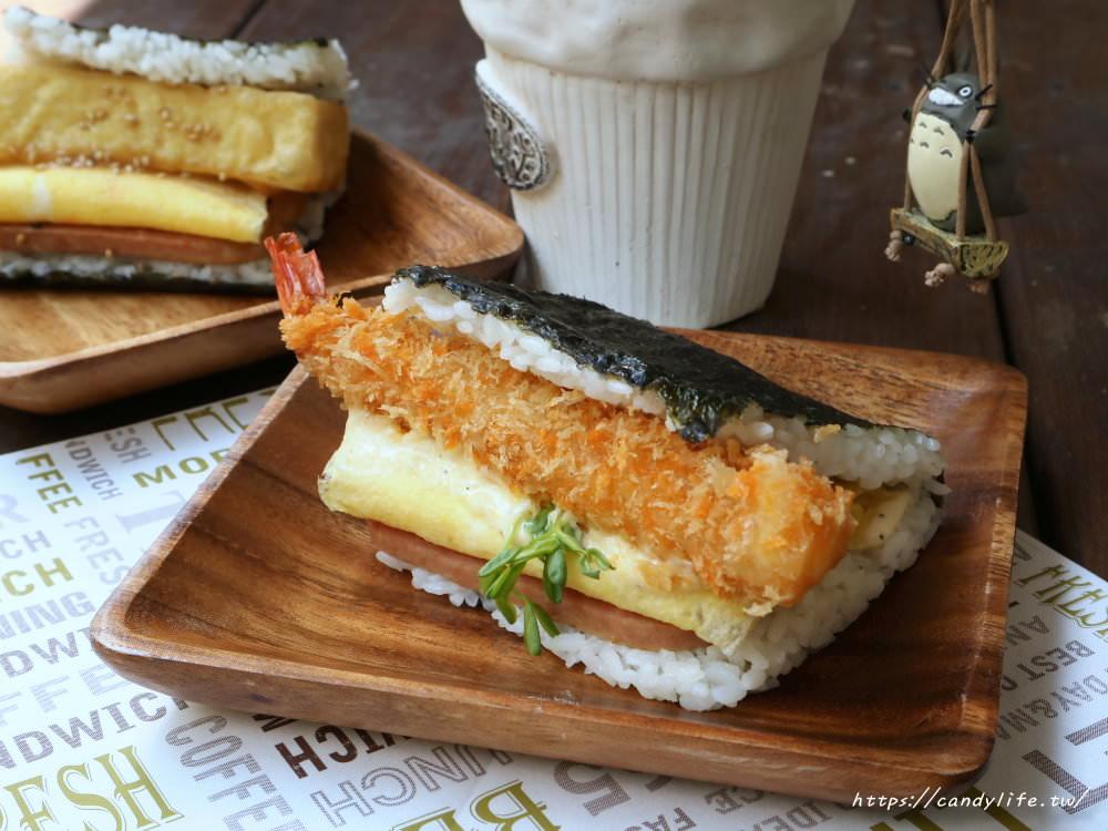 20180906220051 65 - 楽米屋 日式手作朝食,超人氣沖繩飯糰在台中也吃的到囉~