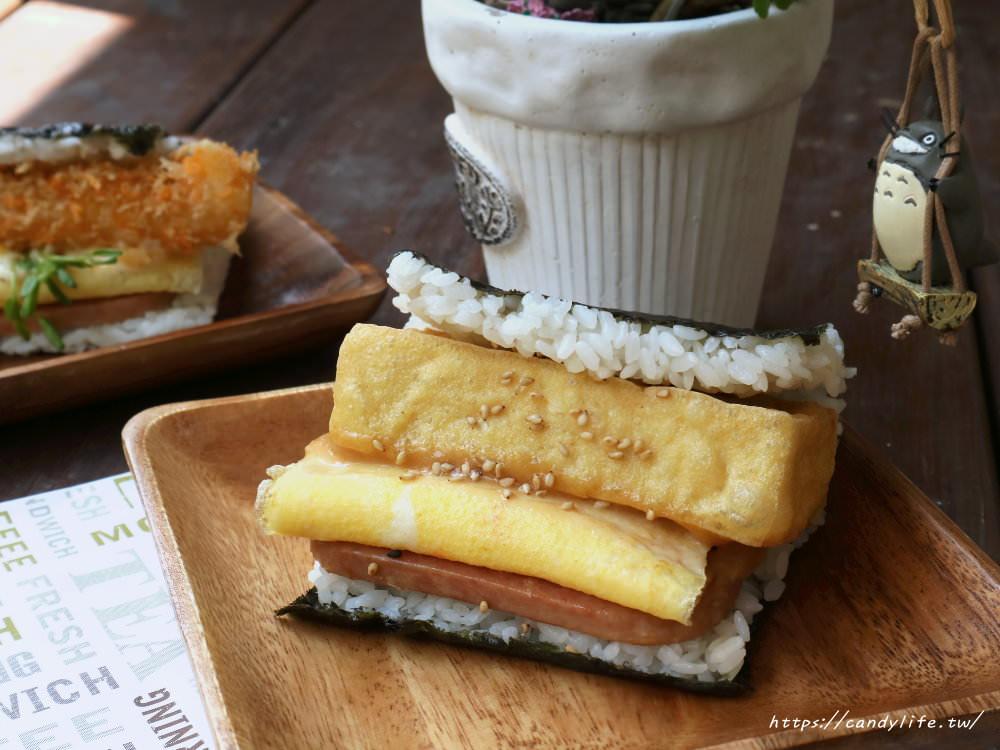 20180906220053 41 - 楽米屋 日式手作朝食,超人氣沖繩飯糰在台中也吃的到囉~