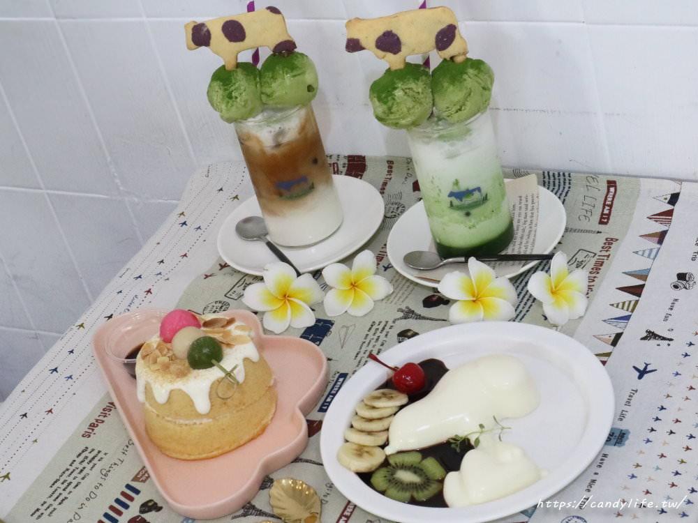 20180924094659 44 - 超Q史奴比奶酪,還有乳牛冰淇淋抹茶牛奶新登場,不用飛韓國也吃得到~