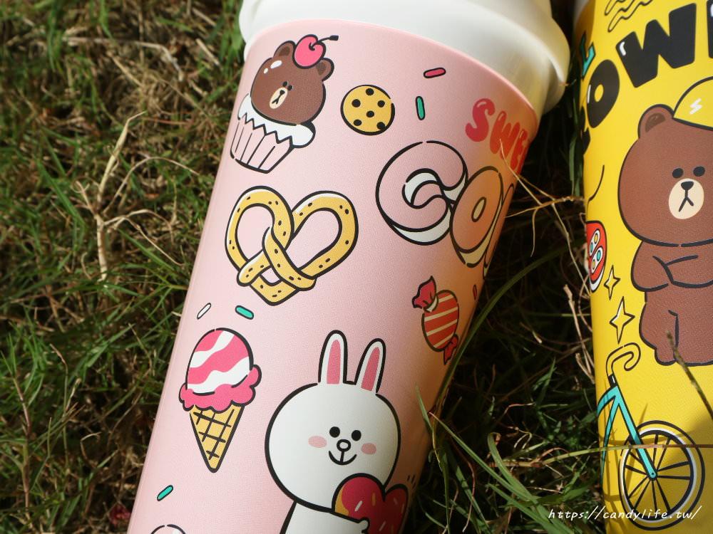 20180929212208 74 - 茶湯會13週年慶,限量LINE FRIENDS聯名造型杯登場!