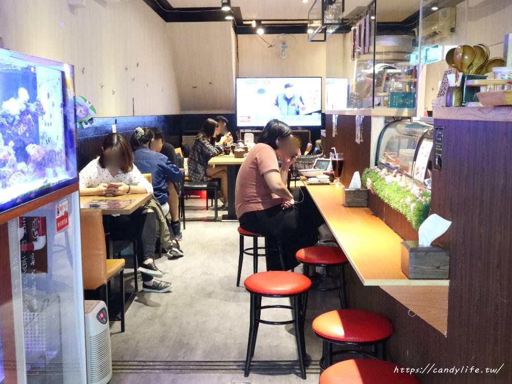 20181001214803 14 - 嶺東學區平價日式料理!還有白飯、飲料、味噌湯讓你免費吃到飽~