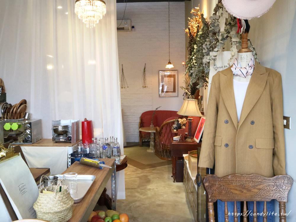 20181107074748 27 - 一中街深夜甜點咖啡館,蒔蘿子咖啡選物工作室網美愛店之一!