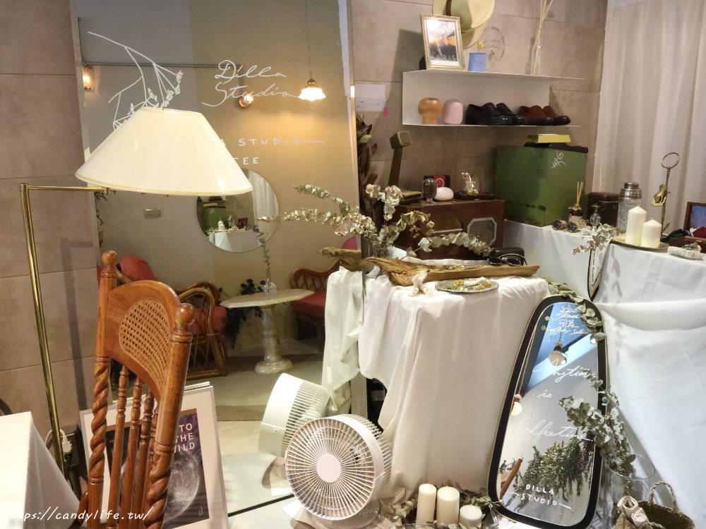 20181107074825 35 - 一中街深夜甜點咖啡館,蒔蘿子咖啡選物工作室網美愛店之一!