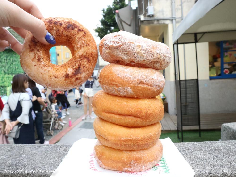 20181117215939 12 - 一中街也吃的到超夯的小米甜甜圈囉!