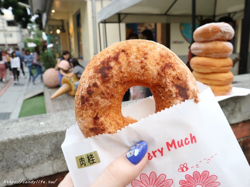 20181117215941 31 - 一中街也吃的到超夯的小米甜甜圈囉!