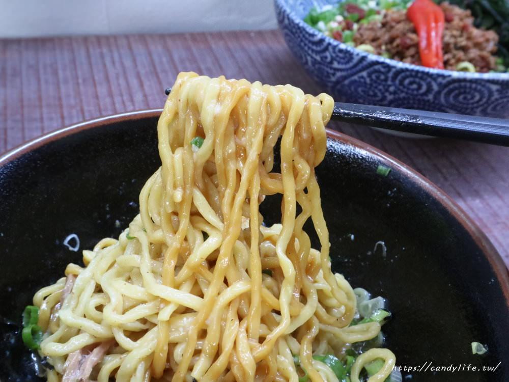 20181125110530 62 - 熱血採訪│沒有湯的拉麵,不用飛日本,在台中也吃的到東京名物油拌麵啦~