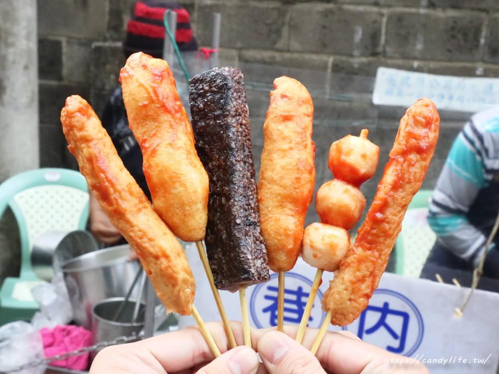 20181128212953 66 - 台中銅板美食!熱狗、米血、黑輪、魚丸通通只要7元~噓!請低調~
