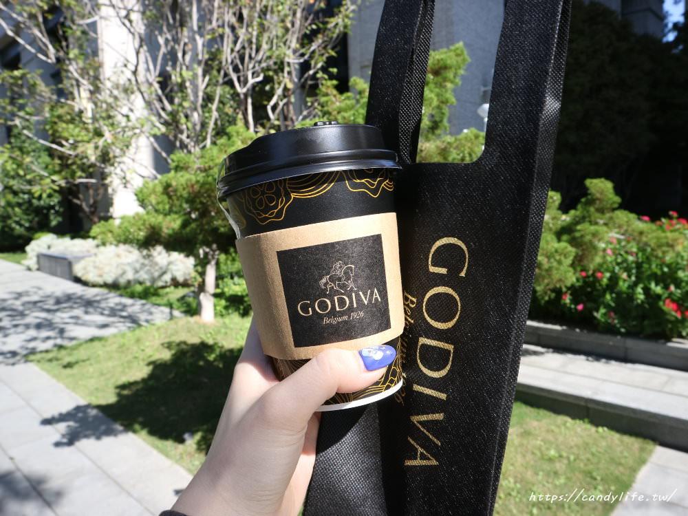20181205121418 76 - 7-11 x GODIVA冬季限定「醇黑熱巧克力」,限量開賣99元!加碼送織布環保袋~