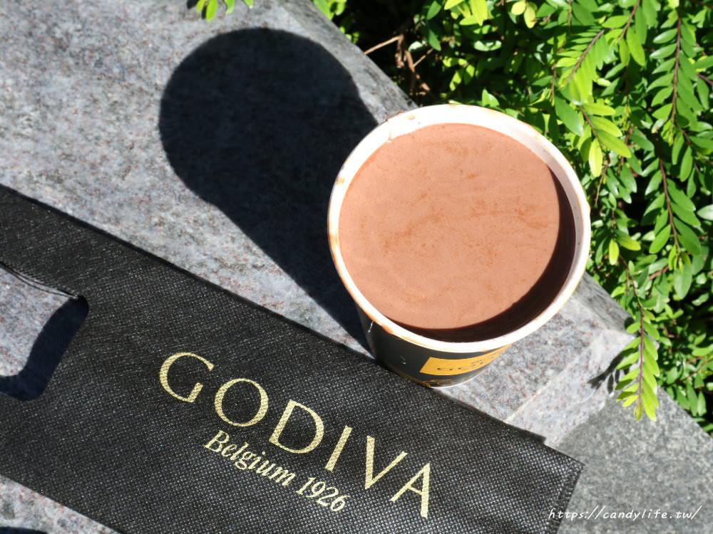 20181205121440 78 - 7-11 x GODIVA冬季限定「醇黑熱巧克力」,限量開賣99元!加碼送織布環保袋~
