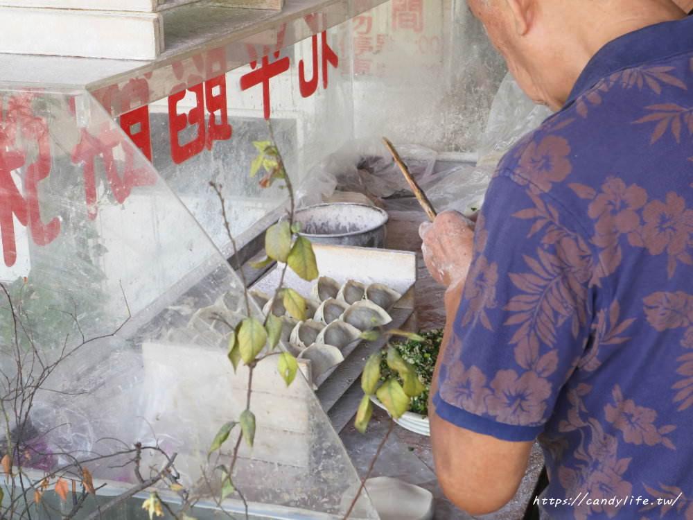 20181211225916 28 - 北平餡餅粥隱藏版平民小吃,超大顆鍋貼,餡多味美,咬下去會爆汁!