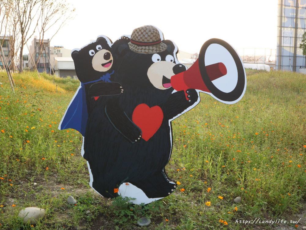 """20181215215906 55 - """"熊熊秘境""""台中最新IG熱門打卡景點!期間限定mini花博就在台中太平~"""