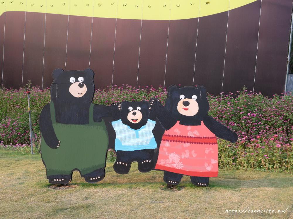 """20181215220120 13 - """"熊熊秘境""""台中最新IG熱門打卡景點!期間限定mini花博就在台中太平~"""