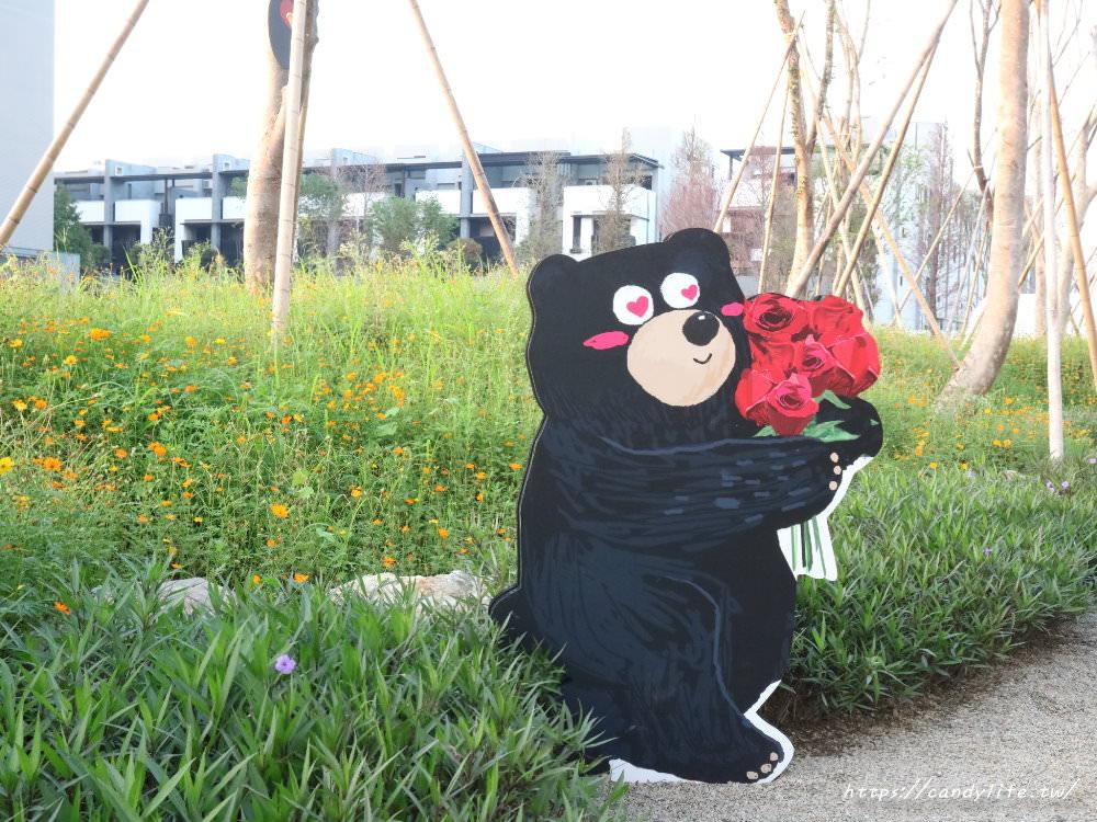 """20181215220128 68 - """"熊熊秘境""""台中最新IG熱門打卡景點!期間限定mini花博就在台中太平~"""