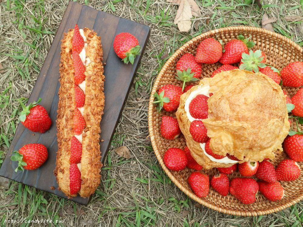 20181227080458 29 - 冬天就是要吃草莓!台中草莓甜點特輯,草莓控必看~