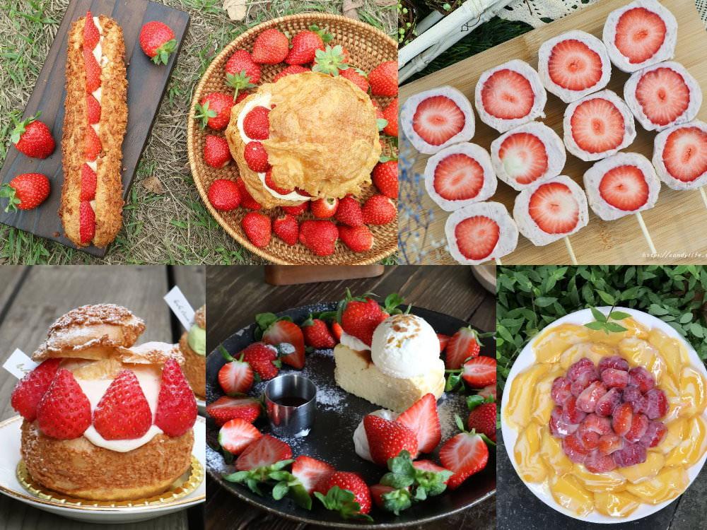 20181227084312 12 - 冬天就是要吃草莓!台中草莓甜點特輯,草莓控必看~