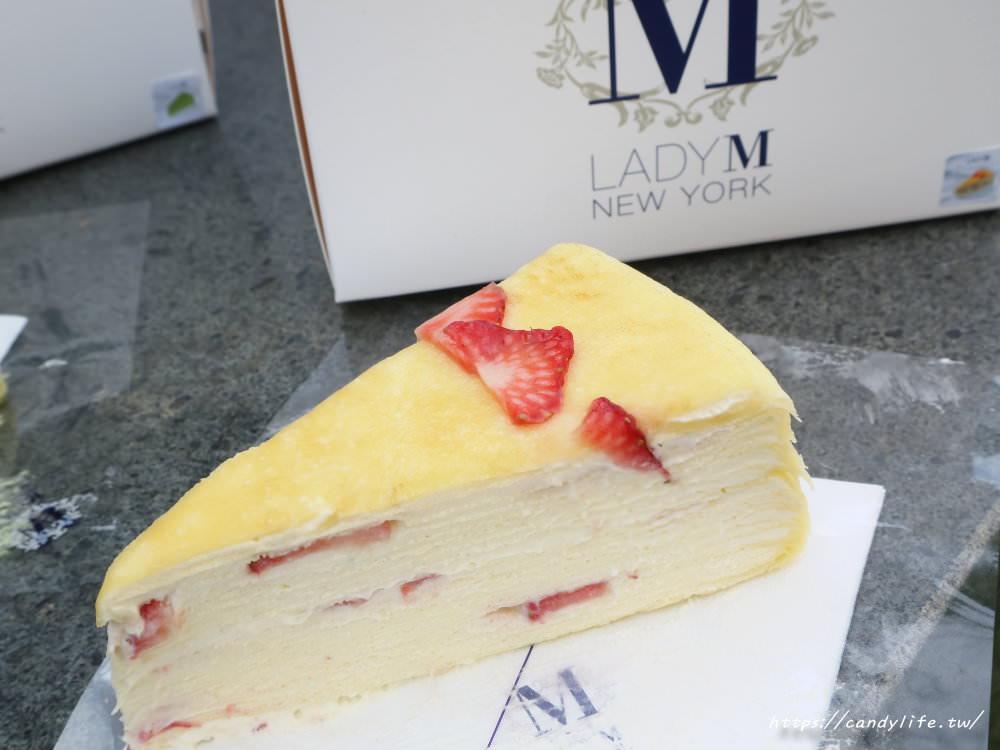 20190118133238 6 - 人氣千層蛋糕Lady M進軍台中!期間快閃,6款Lady M熱銷蛋糕在台中也吃的到~