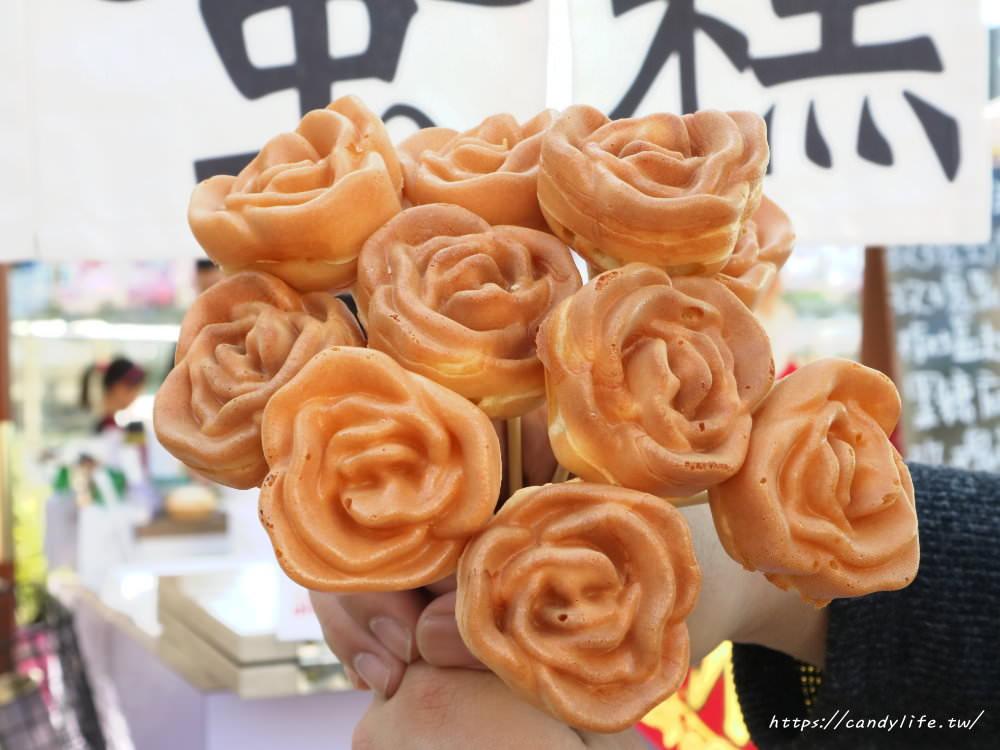 20190211234319 71 - 台中也出現玫瑰花雞蛋糕啦~弄成玫瑰雞蛋糕花束超美!每日限量供應~