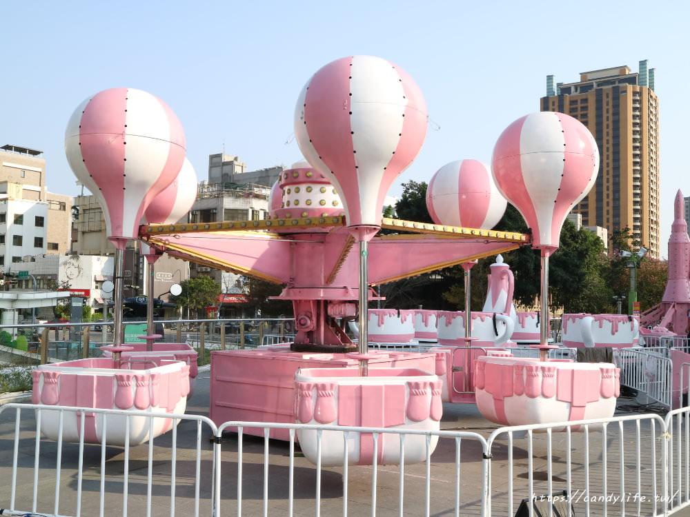 20190225171458 57 - IG超夯粉紅熱氣球打卡點就在台中,還有粉紅色咖啡杯及粉紅旋轉木馬~
