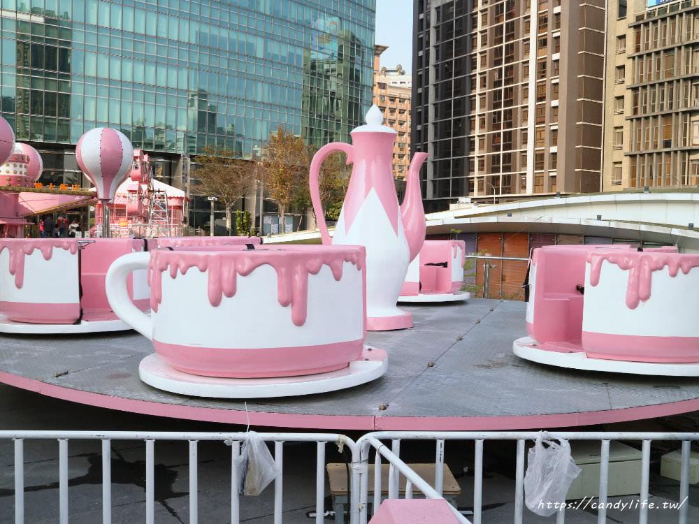 20190225171504 42 - IG超夯粉紅熱氣球打卡點就在台中,還有粉紅色咖啡杯及粉紅旋轉木馬~