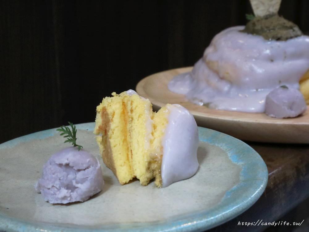 20190228233040 75 - Kichi巷弄裡超人氣厚鬆餅,沒預約吃不到!新品芋頭焙茶乳酪,期間限定只到三月底,芋頭控快衝一波~