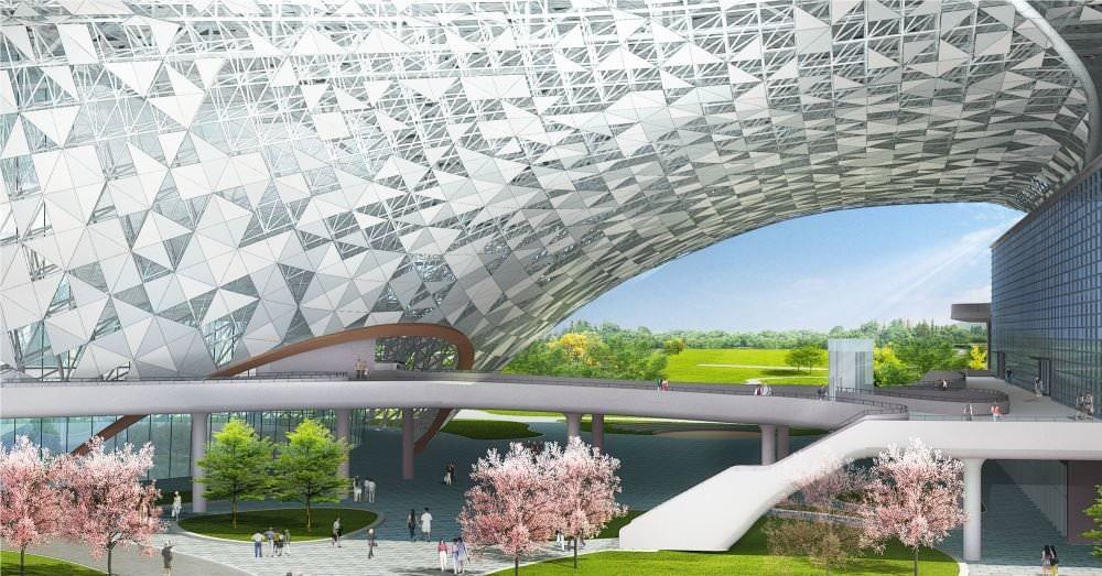 20190323172428 56 - 等了20年!台中水湳國際會展中心今開工,預計2023年啟用~