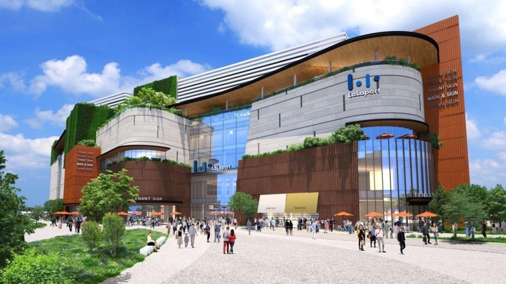 20190328121513 79 - 台中三井LaLaport購物中心預計2023年開幕營運,就在台中車站旁