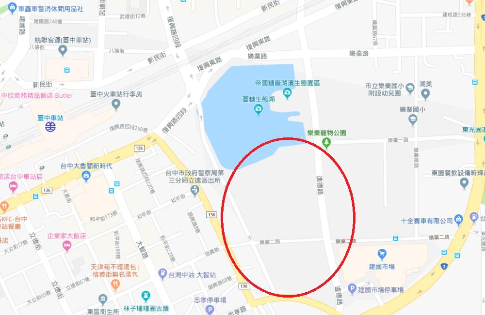 20190328122700 63 - 台中三井LaLaport購物中心預計2023年開幕營運,就在台中車站旁
