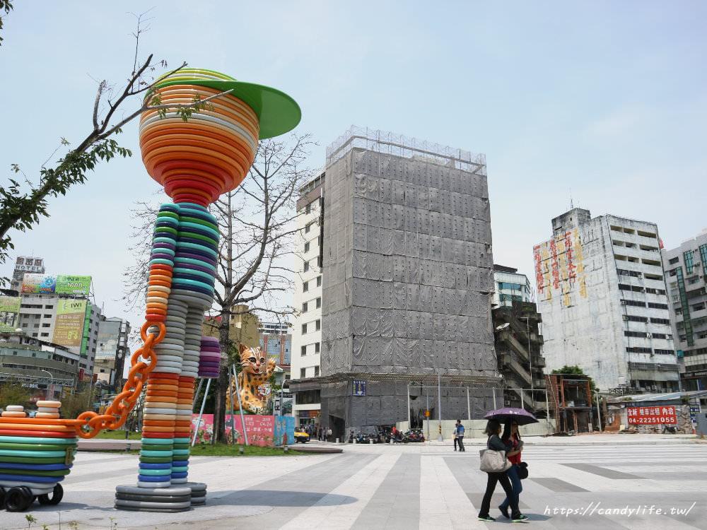 20190412122840 27 - 台中貨櫃市集又一個!全新打卡點Taichung EKI 台中駅就在台中車站前,預計暑假開幕!