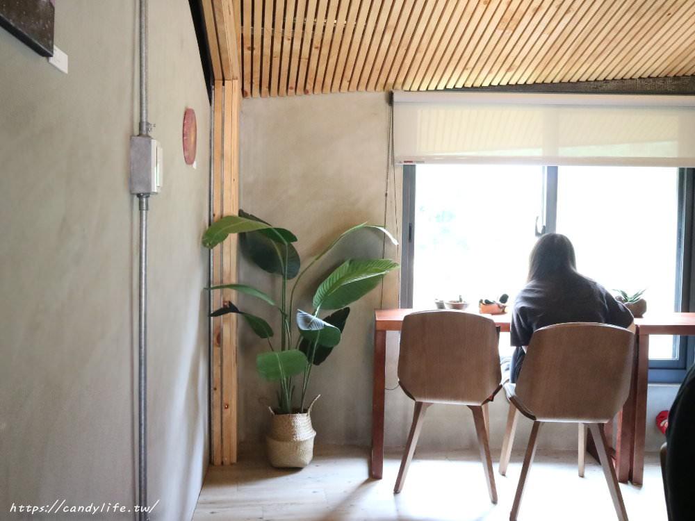 20190417222751 56 - 良水食作潭子茶屋,隱身在潭子火車站旁的日式老屋,品嚐台灣在地茶及可愛丸燒鬆餅~