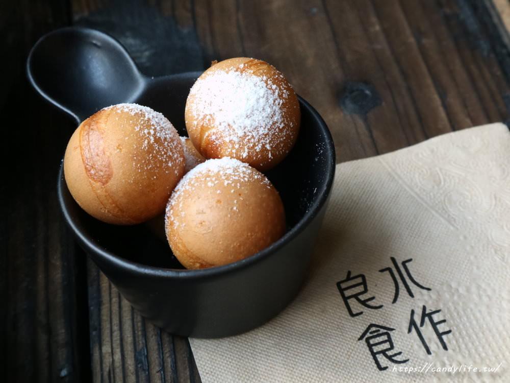 20190417222837 70 - 良水食作潭子茶屋,隱身在潭子火車站旁的日式老屋,品嚐台灣在地茶及可愛丸燒鬆餅~