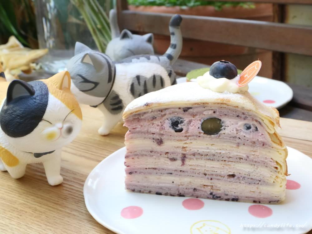 20190419230939 30 - 結合貓咪中途之家的甜點店,甜點好吃,還有可愛的貓咪作伴~