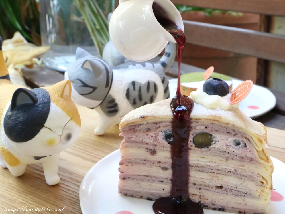 20190419230940 83 - Glocke Bakery G貓甜點,結合貓咪中途之家的甜點店,甜點好吃,還有可愛的貓咪作伴~
