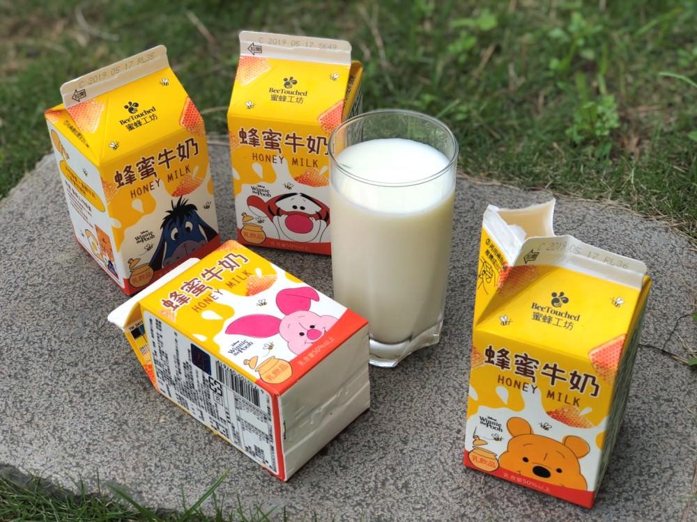 """20190507131717 49 - 7-11獨賣""""小熊維尼蜂蜜牛奶"""",4款角色包裝超吸睛!全台限量,跑了9間才買齊~"""