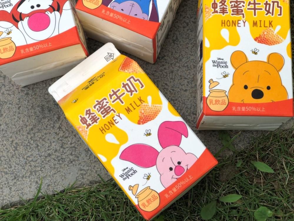 """20190507131729 83 - 7-11獨賣""""小熊維尼蜂蜜牛奶"""",4款角色包裝超吸睛!全台限量,跑了9間才買齊~"""