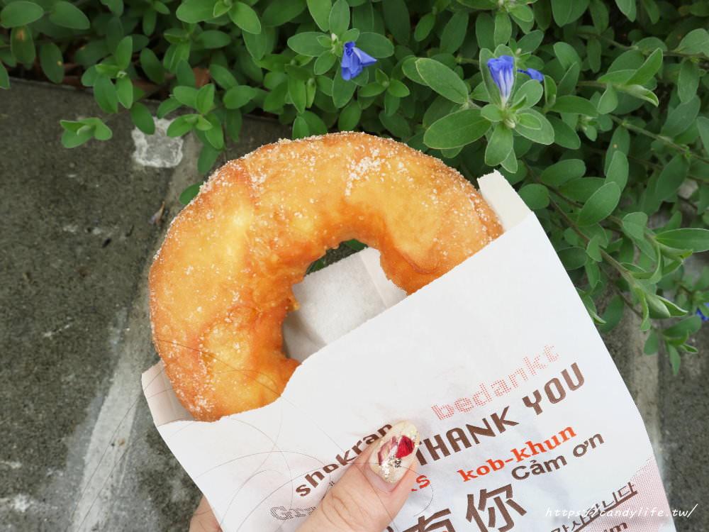 20190528231816 91 - 清水人氣美食,下午茶點心首選,讓你停不下來的脆皮甜甜圈~